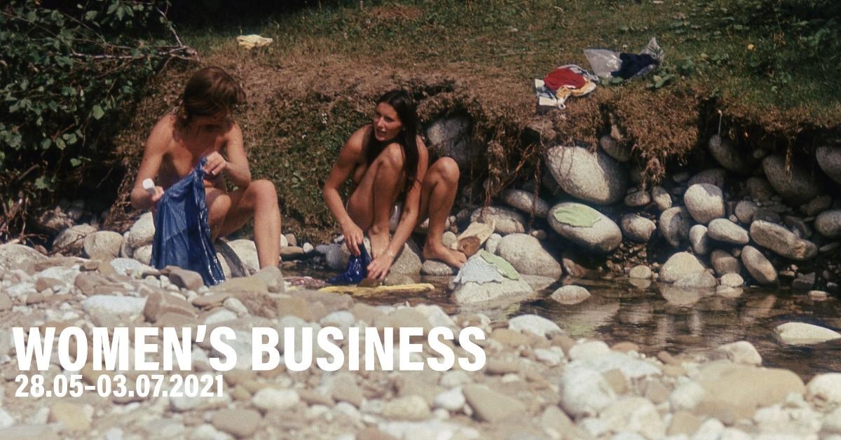 WOMEN'S BUSINESS [WYSTAWA]